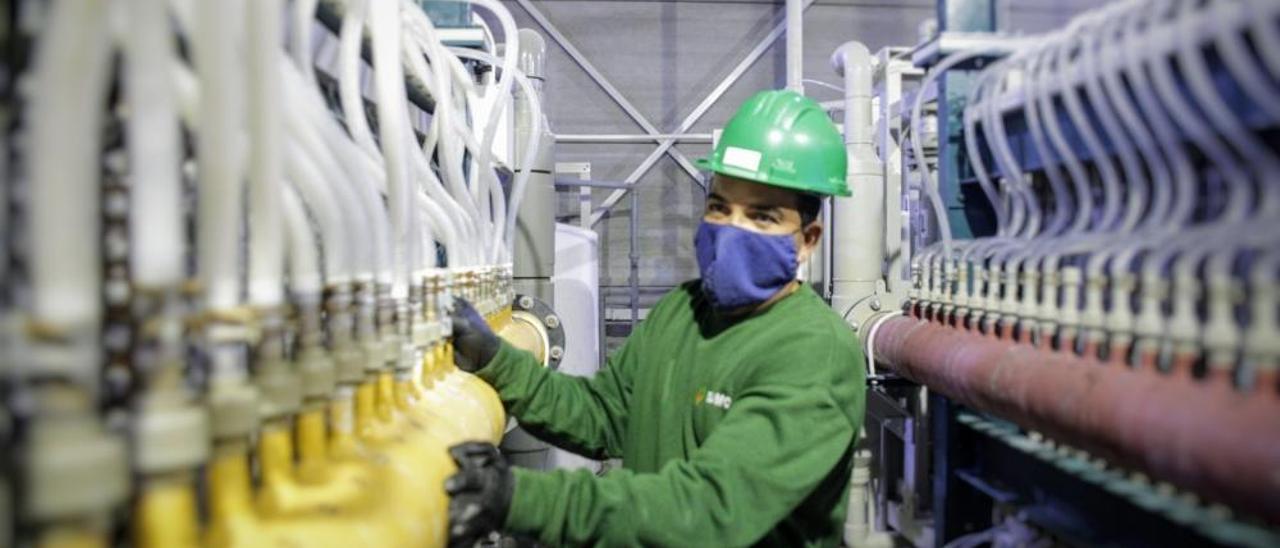 Biomca Química, industria que fabrica gel hidroalc