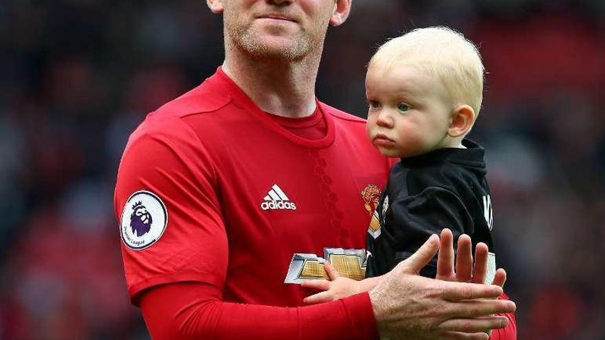 Rooney regresa al Everton 13 años después de su marcha al United