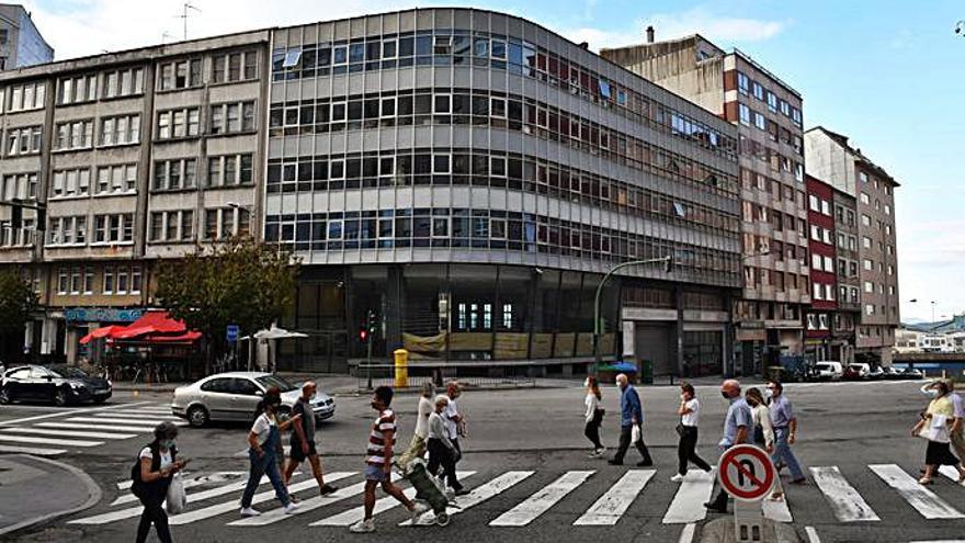 El Concello apura el blindaje de diez edificios a días de que se levante la suspensión de licencias