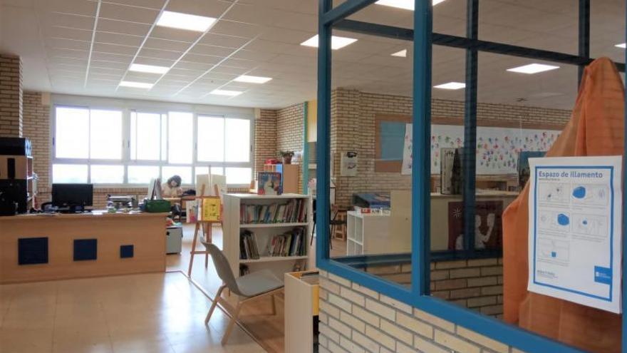Más de 4.000 alumnos de Infantil y Primaria vuelven hoy a las clases