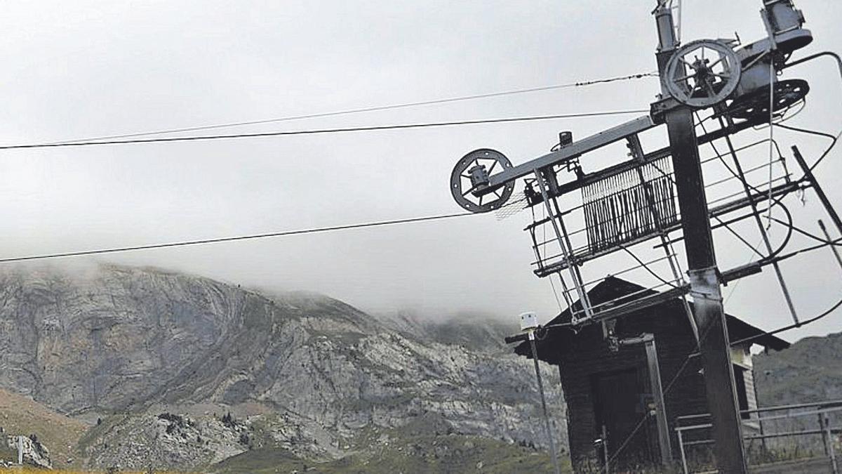 Las instalaciones de la estación de Candanchú deberán revisarse antes del inicio de la temporada.