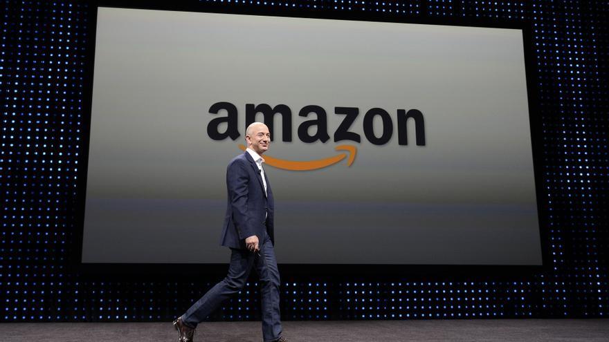 "Jeff Bezos, ""¡no vuelvas!"""