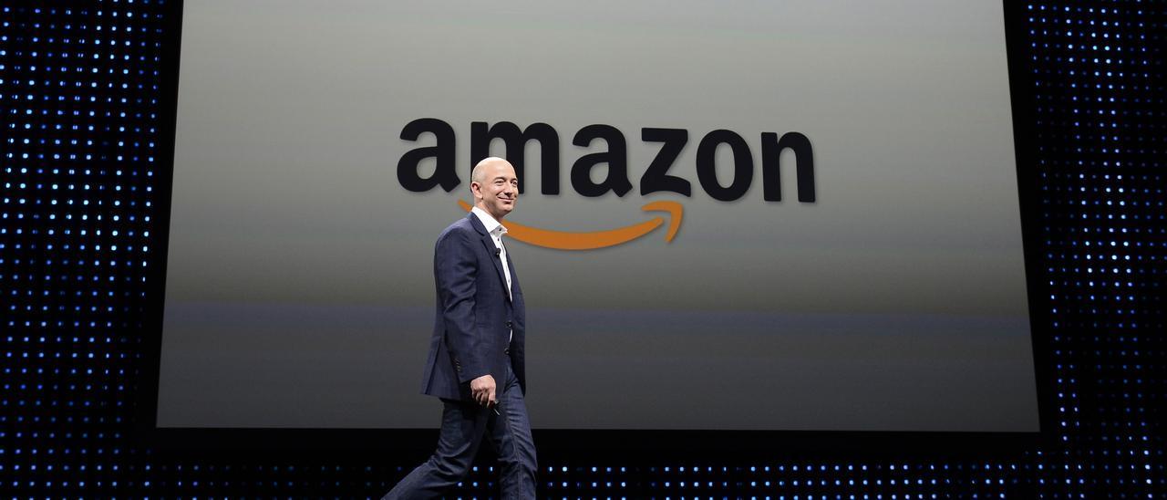 Jeff Bezos se centrará en la industria aeroespacial.