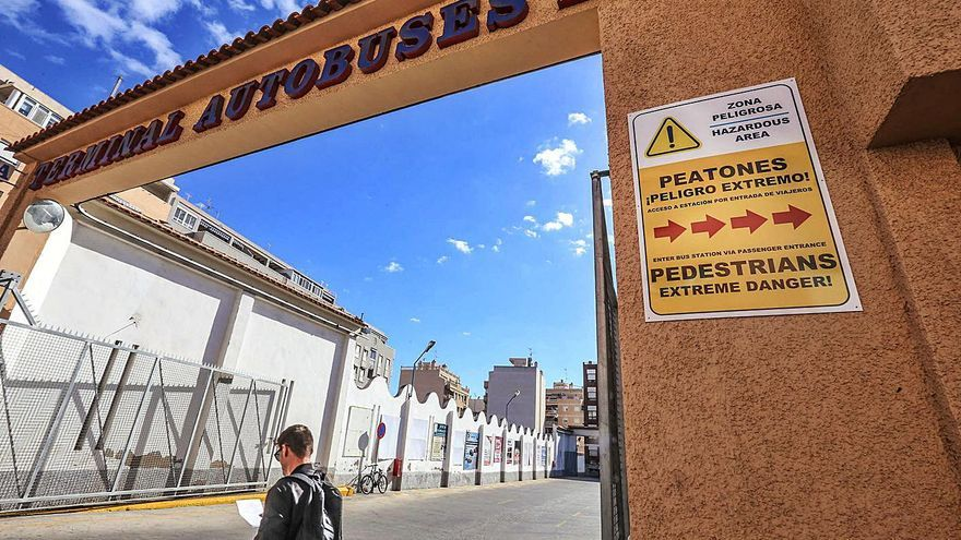 Torrevieja prevé invertir 5 millones en la terminal municipal de autobuses