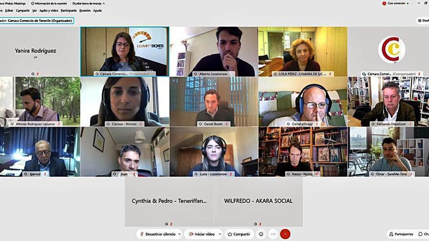 La aceleradora de startups Olympo Boxes celebra  la jornada de clausura
