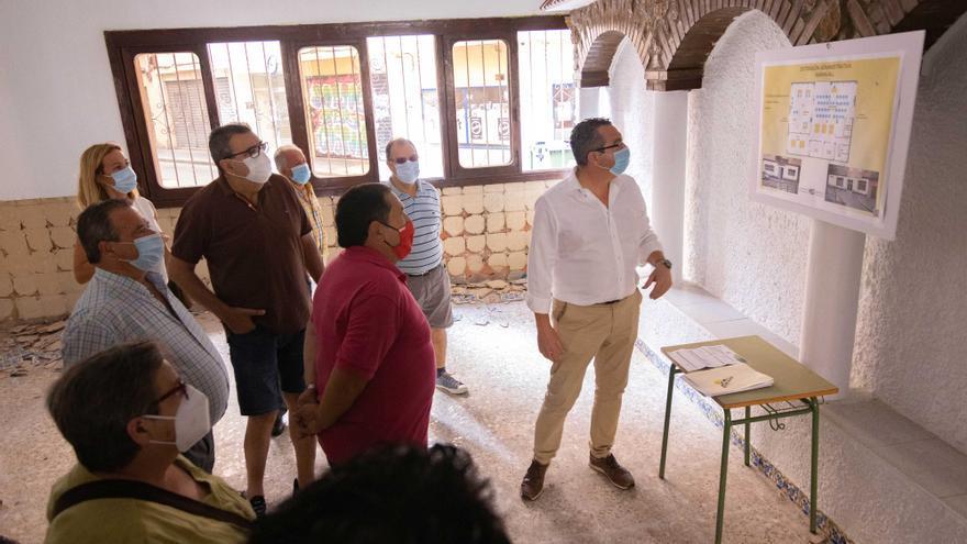 Benidorm rehabilita la antigua Casa de Andalucía para crear un centro vecinal
