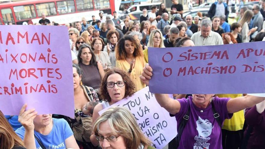 Recaudan fondos para los hijos de la asesinada por su expareja en Valga