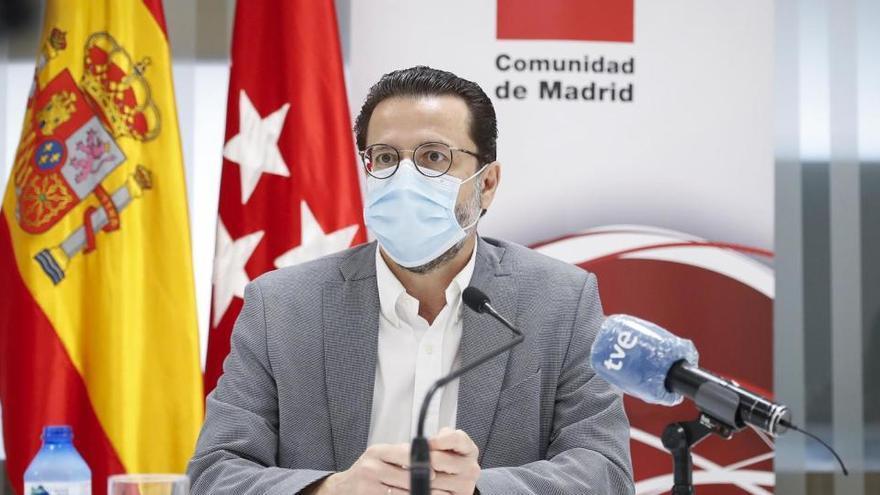 """Madrid censura que el programa del PSC sea """"subirle impuestos"""" a la región"""