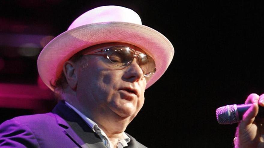 Van Morrison, cabeza de cartel del Azkena Rock