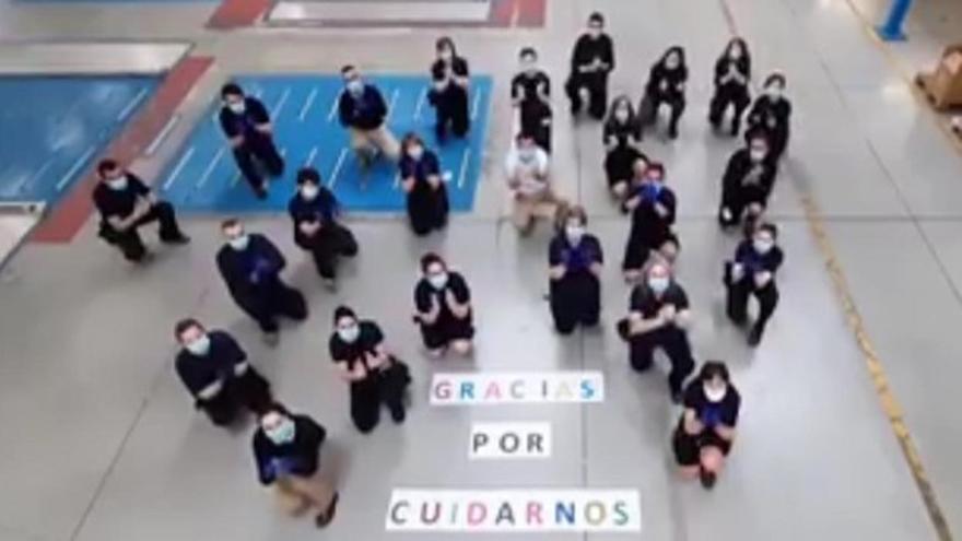 """El emotivo mensaje de los empleados de Inditex a Amancio Ortega por """"cuidarlos"""" durante la pandemia"""
