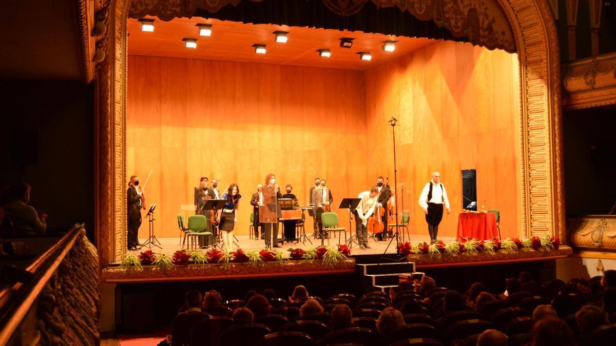 Concierto de Año Nuevo en el Gran Teatro