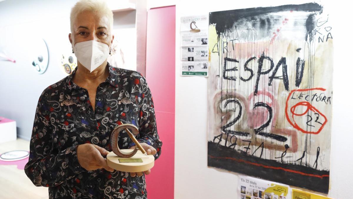 Helena Carreras guanya el 40è Premi Just M. Casero en una entrega sense cerimònia
