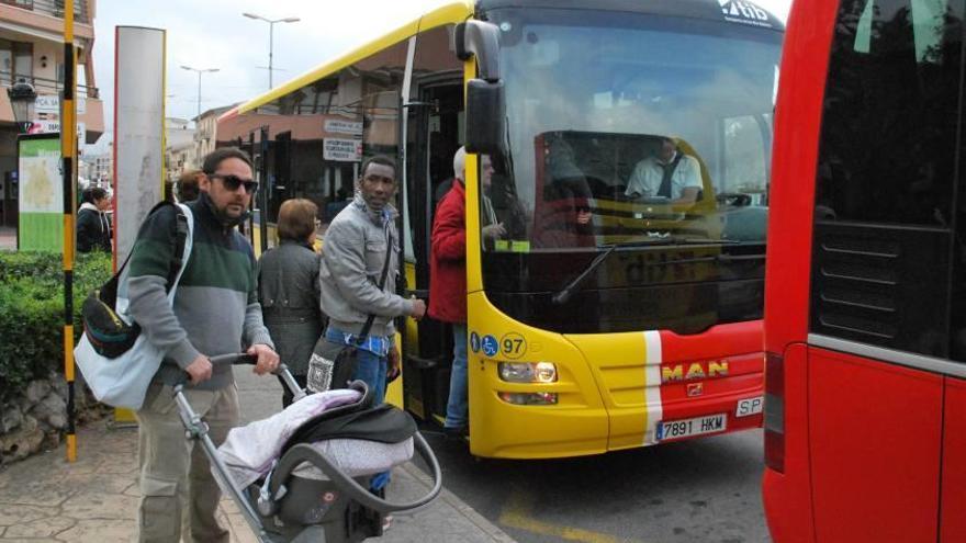 El tren, metro y buses lanzadera serán gratis hoy por el Día Europeo Sin Coches