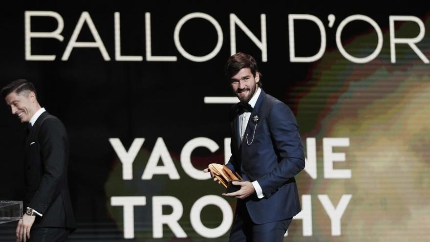 Messi logra su sexto Balón de Oro