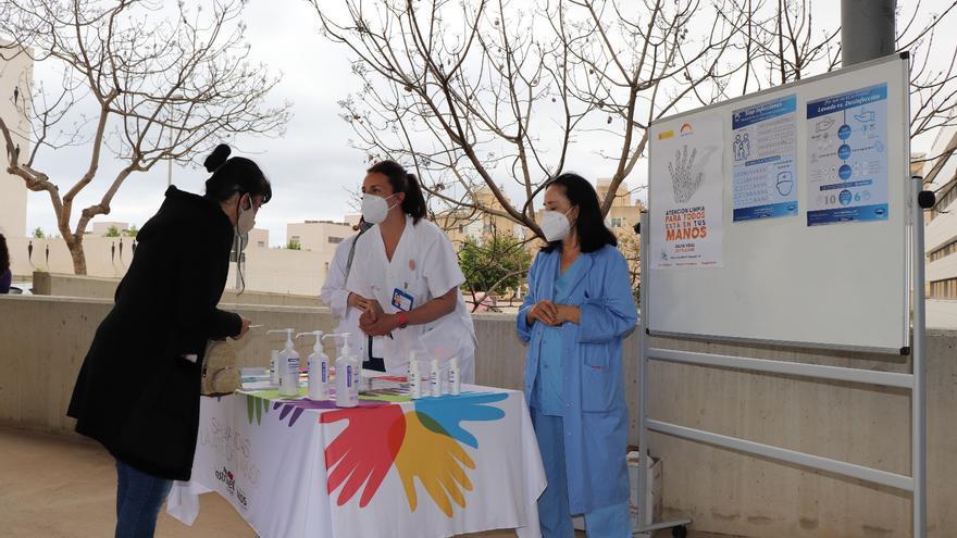 Ibiza se suma a la celebración del Día Mundial del lavado de manos