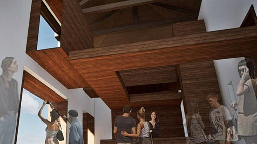 El Arzobispado quiere hacer de la casa rectoral del Naranco un espacio turístico
