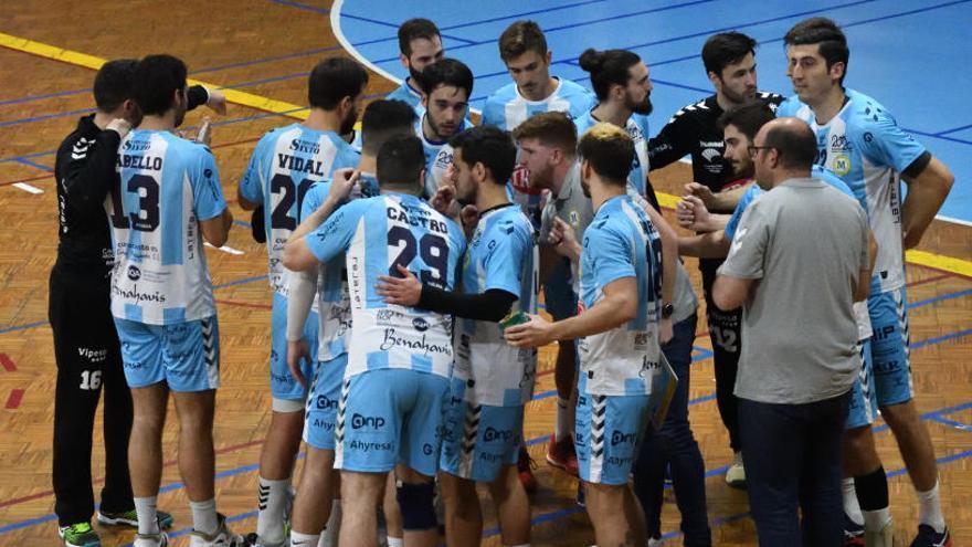 El Trops Málaga ante la primera 'final' de la temporada