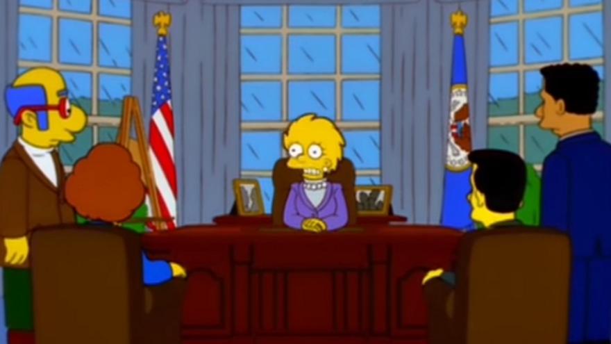 Deu prediccions de 'Los Simpson' que s'han fet realitat