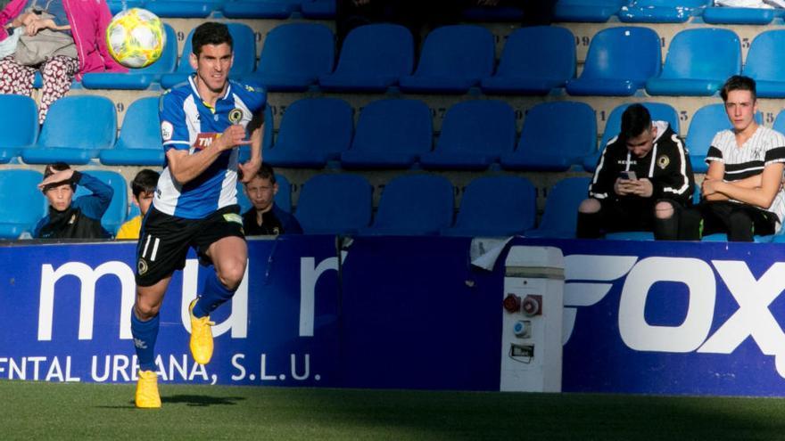 Hércules CF-Andorra: La «clementización» no basta