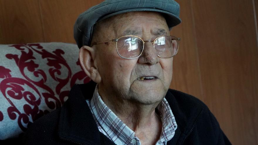 Wenefrido de Dios, fallecido en Guarrate a las puertas de los 96 años, deja una huella imborrable