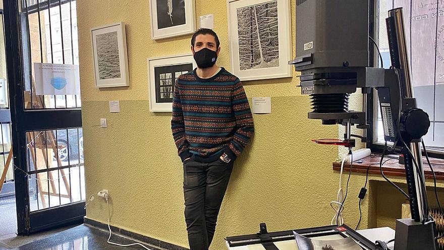 """Así es el fotógrafo Samuel Nicolás, el """"millenial"""" que mira en blanco y negro"""