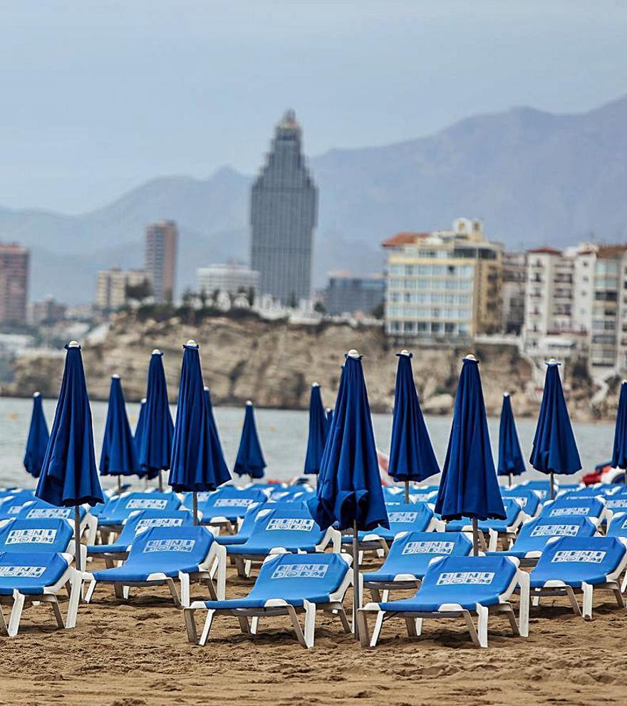 Exceltur cifra en el 77% la caída del negocio turístico en la Costa Blanca en 2020