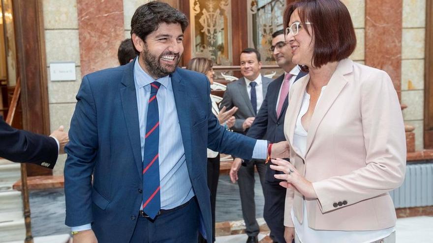Miras y Franco confían en llegar a un acuerdo y no hablan de la negociación