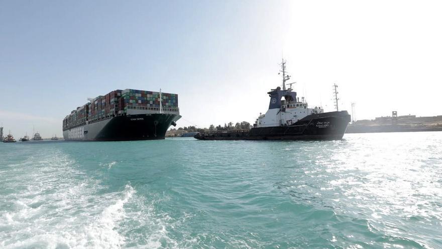 ¿Cómo nos afecta al bolsillo el bloqueo del canal de Suez?