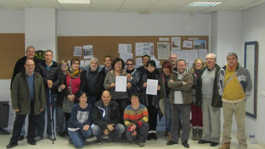 Veinte entidades piden en un manifiesto la denegación de permisos al Marenostrum