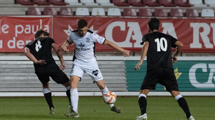 El Zamora debutará en la Liga RFEF el domingo a las 19.30 horas