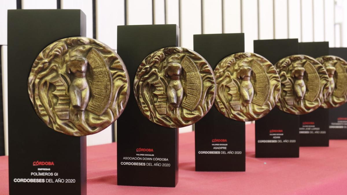 Gala de entrega de Cordobeses del Año