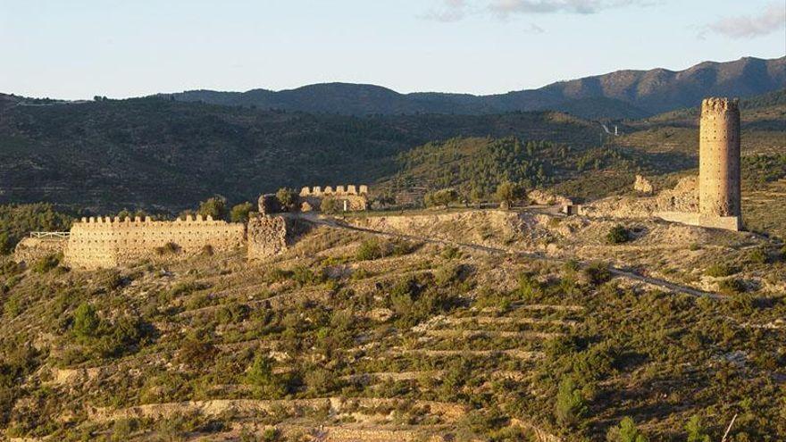 Castillo de Almonecir (Vall de Almonacid)