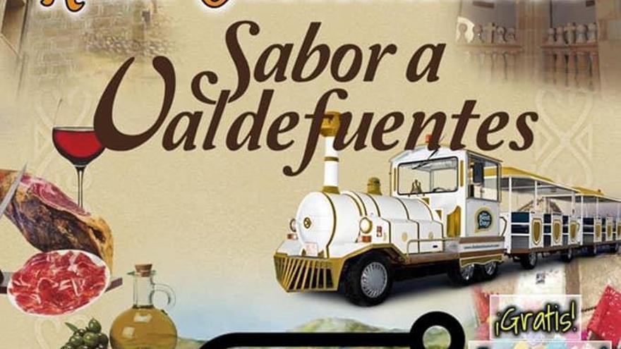 Ruta gastronómica con tren turístico en Valdefuentes