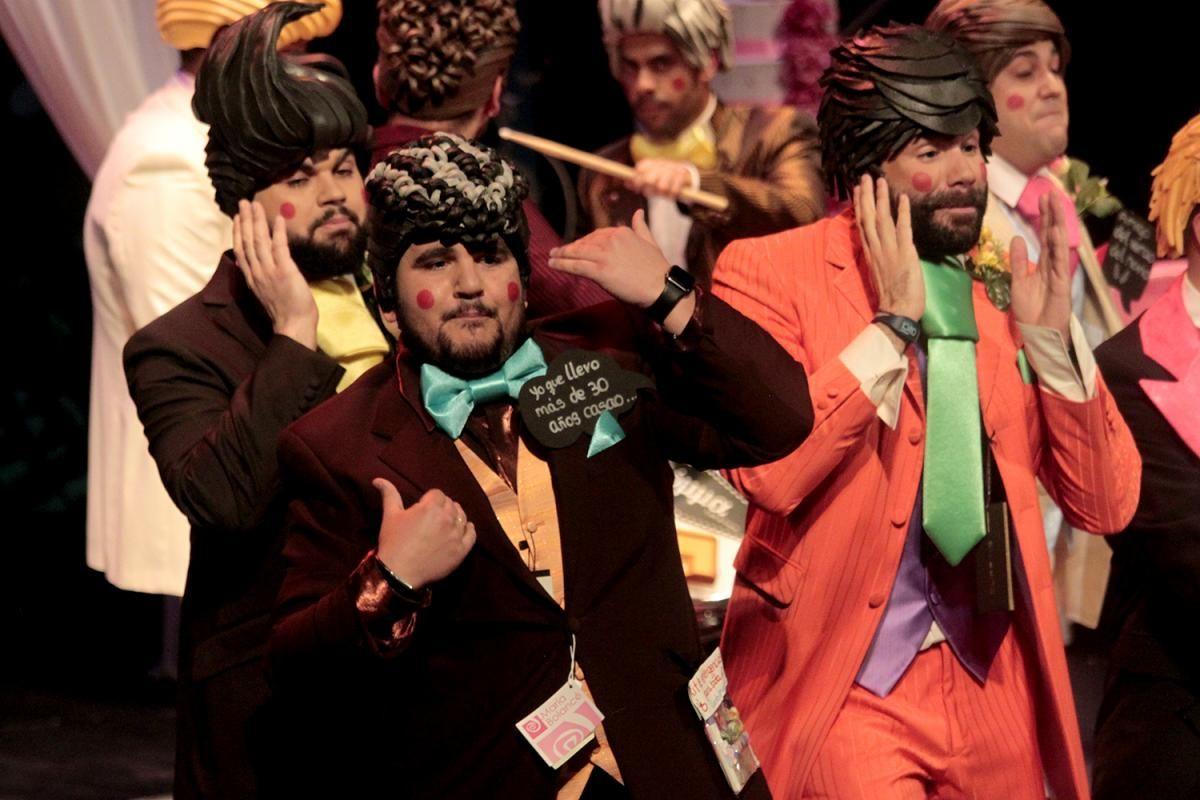 Cuarta función de los preliminares del Concurso de Carnaval