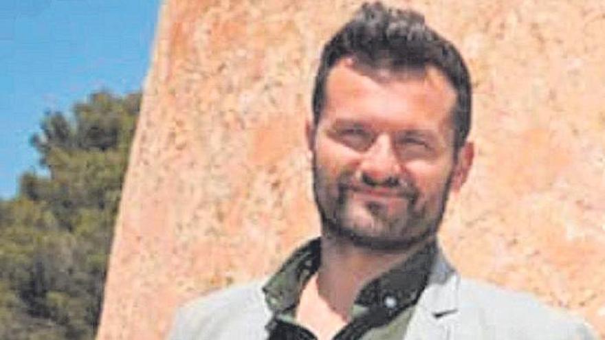 El exconcejal de Vox José Pastor.