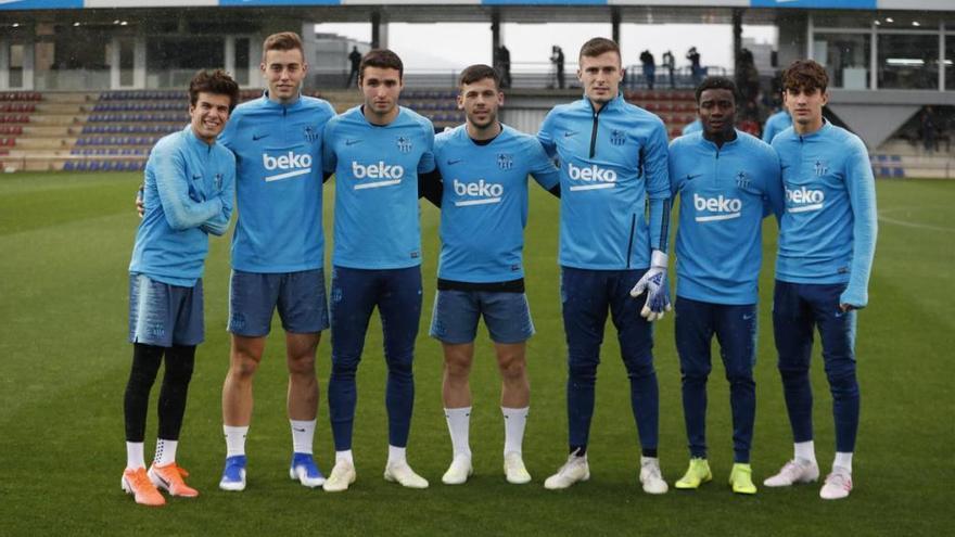 El Barcelona viaja a Vigo sin sus principales figuras