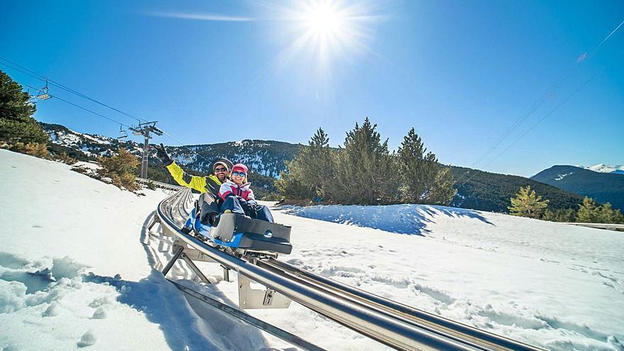Pajares invertirá 1,7 millones en una montaña rusa como complemento al esquí
