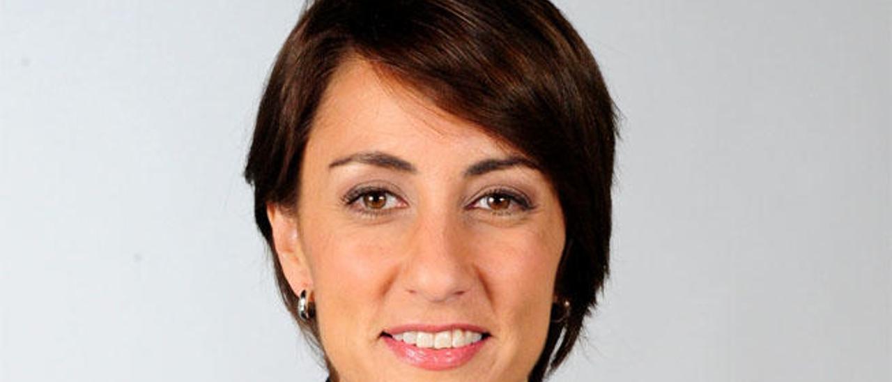 La líder de Ciuca, Onalia Bueno.