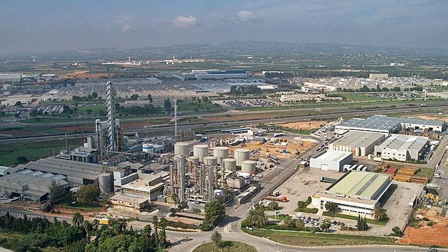 Ercros invertirá 6,5 millones para ampliar su planta valenciana