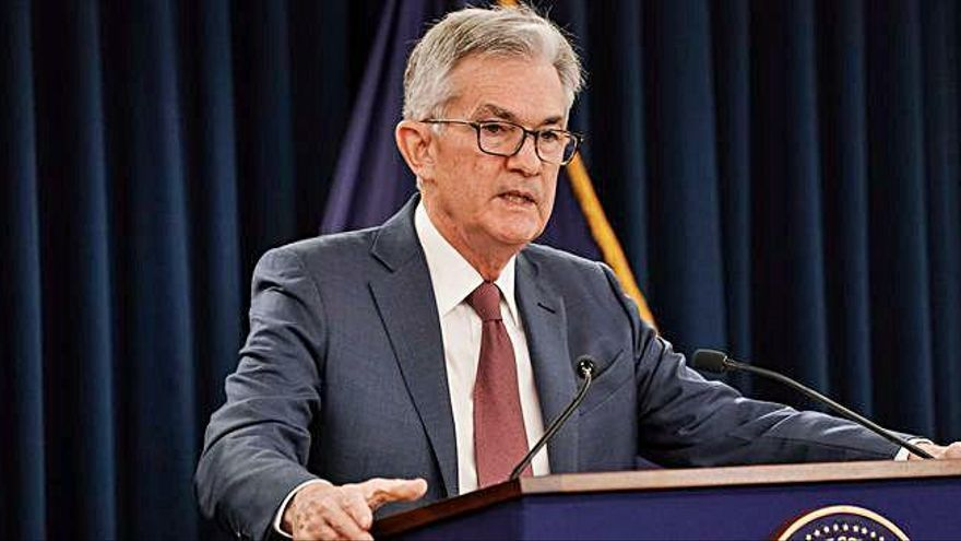 La Reserva Federal dels EUA retalla de nou els tipus d'interès un quart de punt