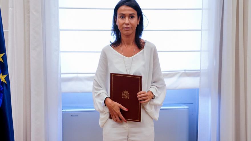 La gallega Isabel Pardo de Vera sustituirá a Pedro Saura en la secretaría de Estado de Transportes