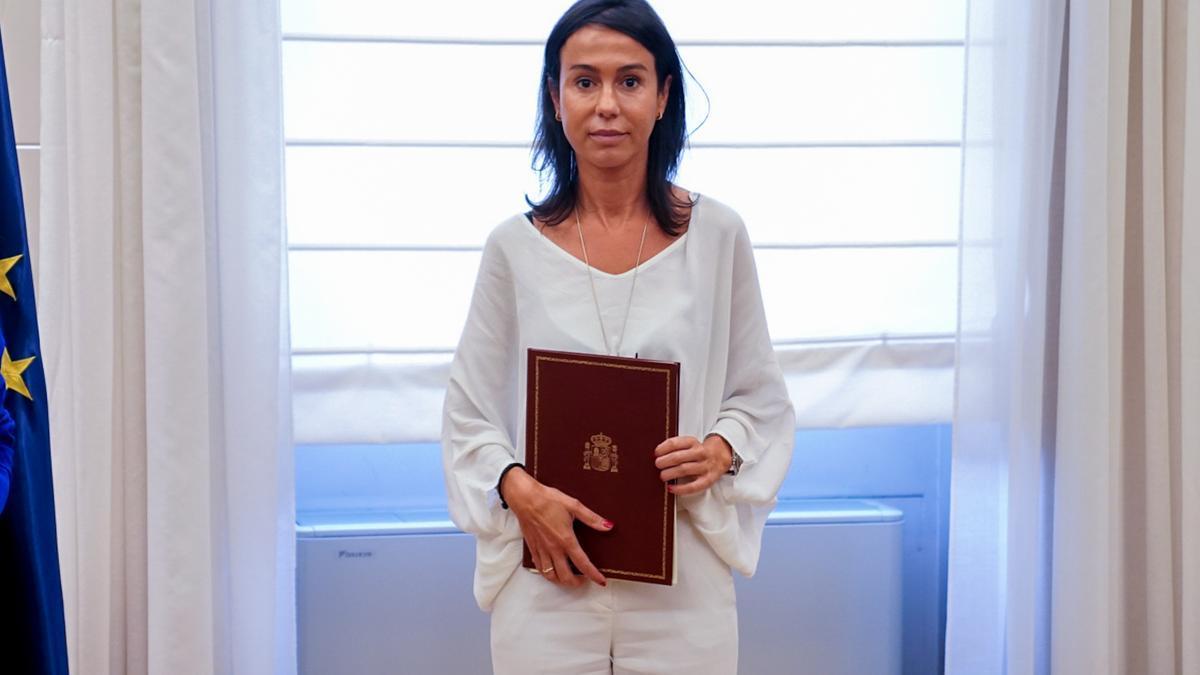 Isabel Pardo de Vera.