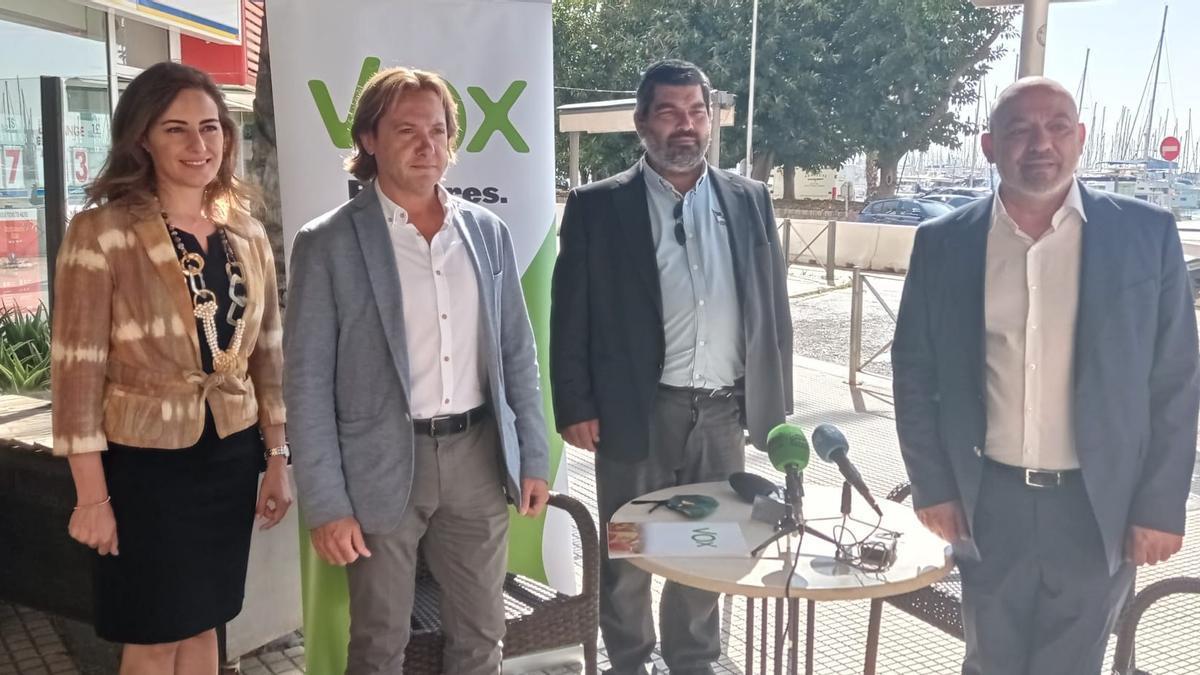 Vox ha hecho balance de los dos años de legislatura.