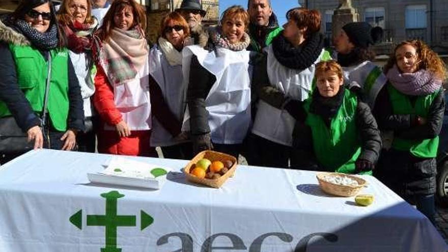 AECC pone a disposición de familias y enfermos un paquete de ayudas