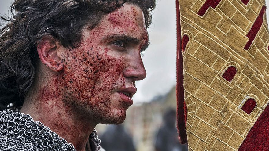 """Jaime Lorente: """"El Cid es más humano que el patriota que nos han vendido"""""""
