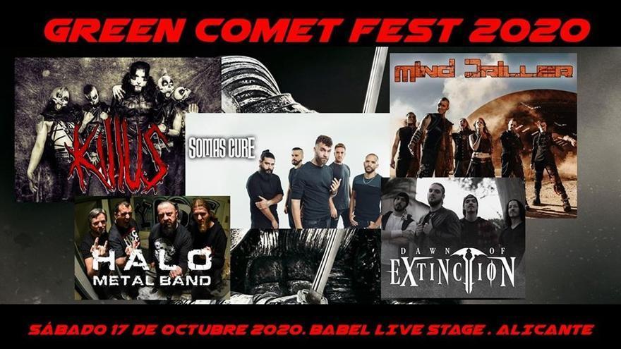 Green Comet Fest 2020
