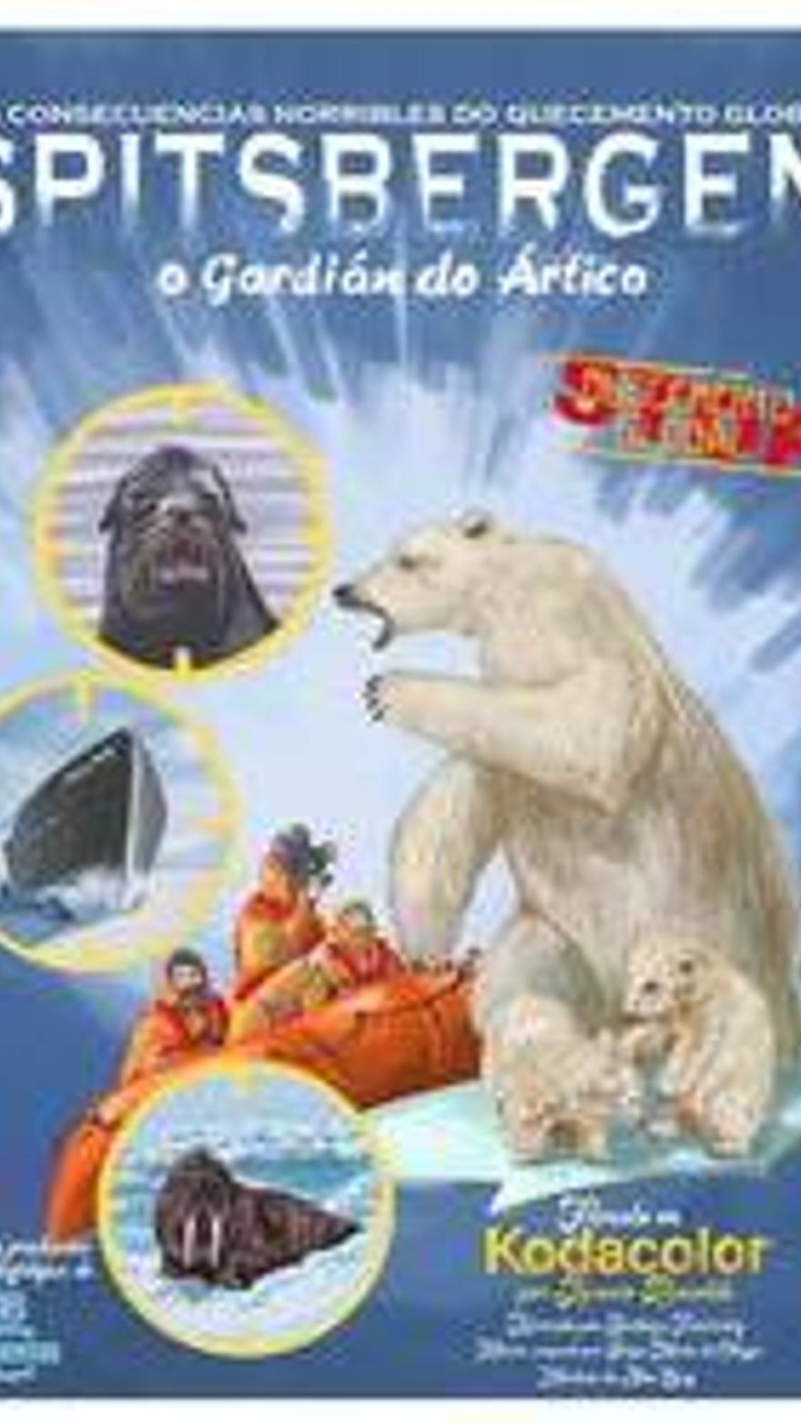 Spitsbergen, o Gardián do Ártico