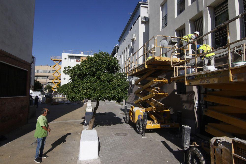 Paneles solares para viviendas de Moreras
