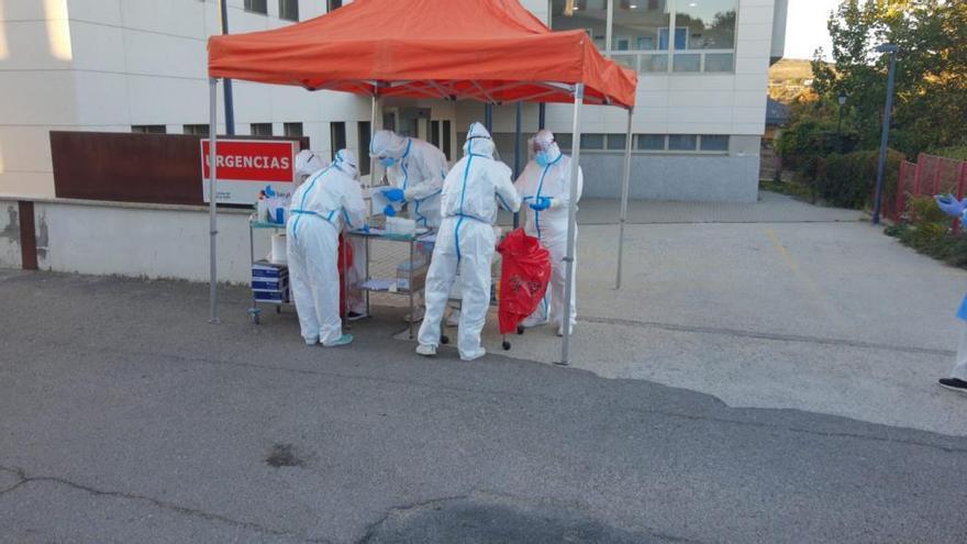 La pandemia sigue bajo control en Zamora