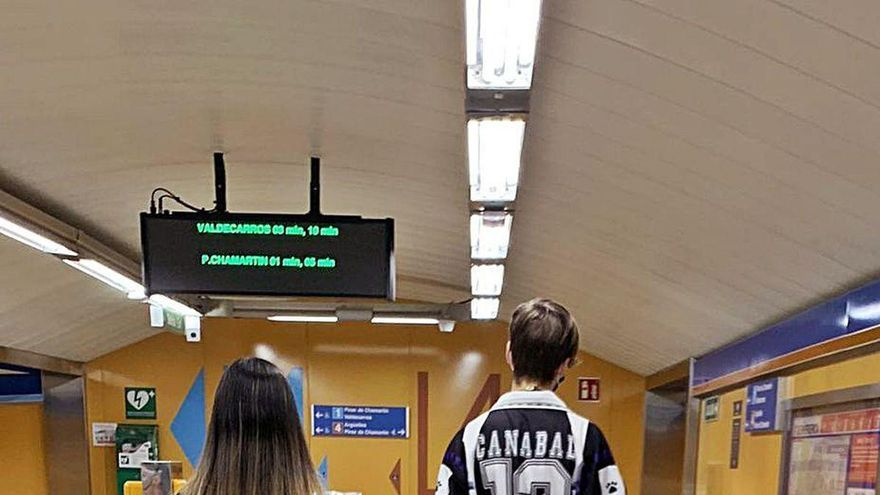 Canabal renace en el subsuelo de Madrid
